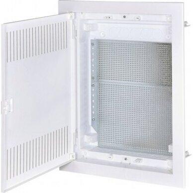 Potinkiniai skydeliai ECG MEDIA (IP40) su metalinėmis perforuotomis durelėmis 3