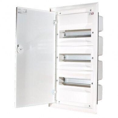 Potinkinai skydeliai EPR (IP40) su metalinėmis durimis 4