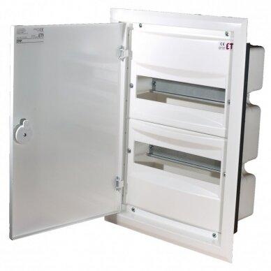 Potinkinai skydeliai EPR (IP40) su metalinėmis durimis 7