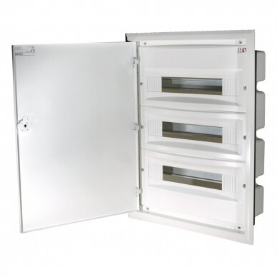 Potinkinai skydeliai EPR (IP40) su metalinėmis durimis 8