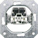 Mygtukas 1-gubas (jungiklis be fiksacijos) (mechanizmas)
