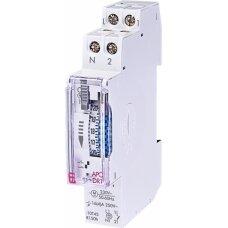 Analoginis programuojamas laikrodis su akumuliatoriumi APC-DR1