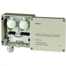 Elektroninis termostatas sniego tirpinimo sistemų valdymui (DTR-E 3102)