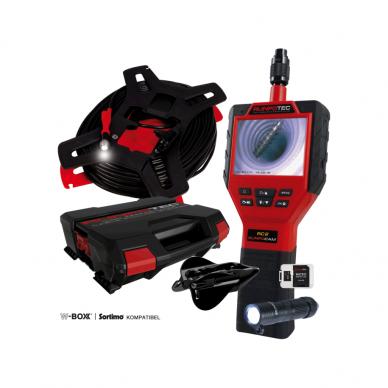 Inspektavimo kamera RUMPOCAM RC2 30m