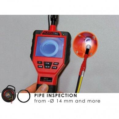Inspektavimo kamera RUMPOCAM RC2 30m 4