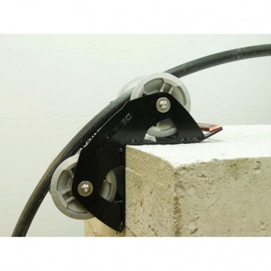 Kabelių volelis CABLE GUIDE ROLLER - 90 degrees 4