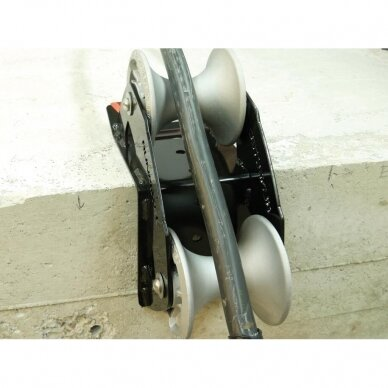 Kabelių volelis CABLE GUIDE ROLLER - 90 degrees 5
