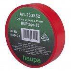 Lipni juosta (izoliacija) 19 mm x 20 m VDE (plati) Raudona