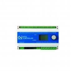 Mikroprocesorinis termostatas sniego tirpimo sistemų valdymui (ETO2-4550)