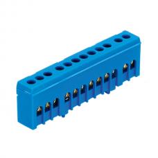 N12H nulinis gnybtas 12x16mm² IP20 mėlynas