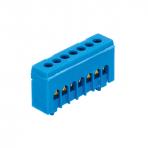 N7H nulinis gnybtas 7x16mm² IP20 mėlynas