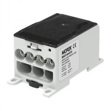 OJL400ASF gnybtas įėjimas 10x(1x25) išėjimas 4x35/3X50mm², plombuojamas