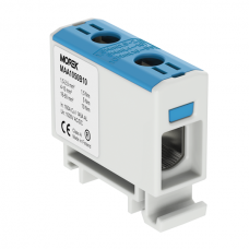 OTL50 gnybtas 1xAl/Cu 1,5-50mm² 1000V mėlynas