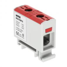 OTL50 gnybtas 1xAl/Cu 1,5-50mm² 1000V raudonas