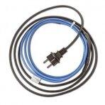Paruoštas naudojimui, apsaugos nuo užšalimo kabelis (PLUG´n HEAT) 8 m, 80 W
