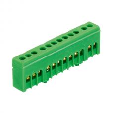 PE12H įžeminimo gnybtas 12x16mm² IP20 žalias