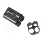 Termo pirštinė SEH4, 28-9, 4x1,5-10mm2, juoda
