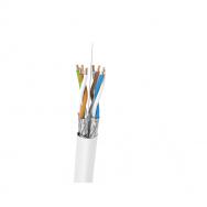 Tinklo (kompiuterinis) kabelis, FTP (ekranuotas), 6 kat., vidaus