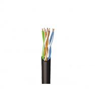 Tinklo (kompiuterinis) kabelis, UTP (neekranuotas), 5 kat., lauko