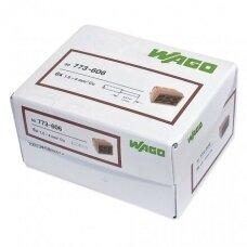 WAGO jungtis 1,5-4 mm²